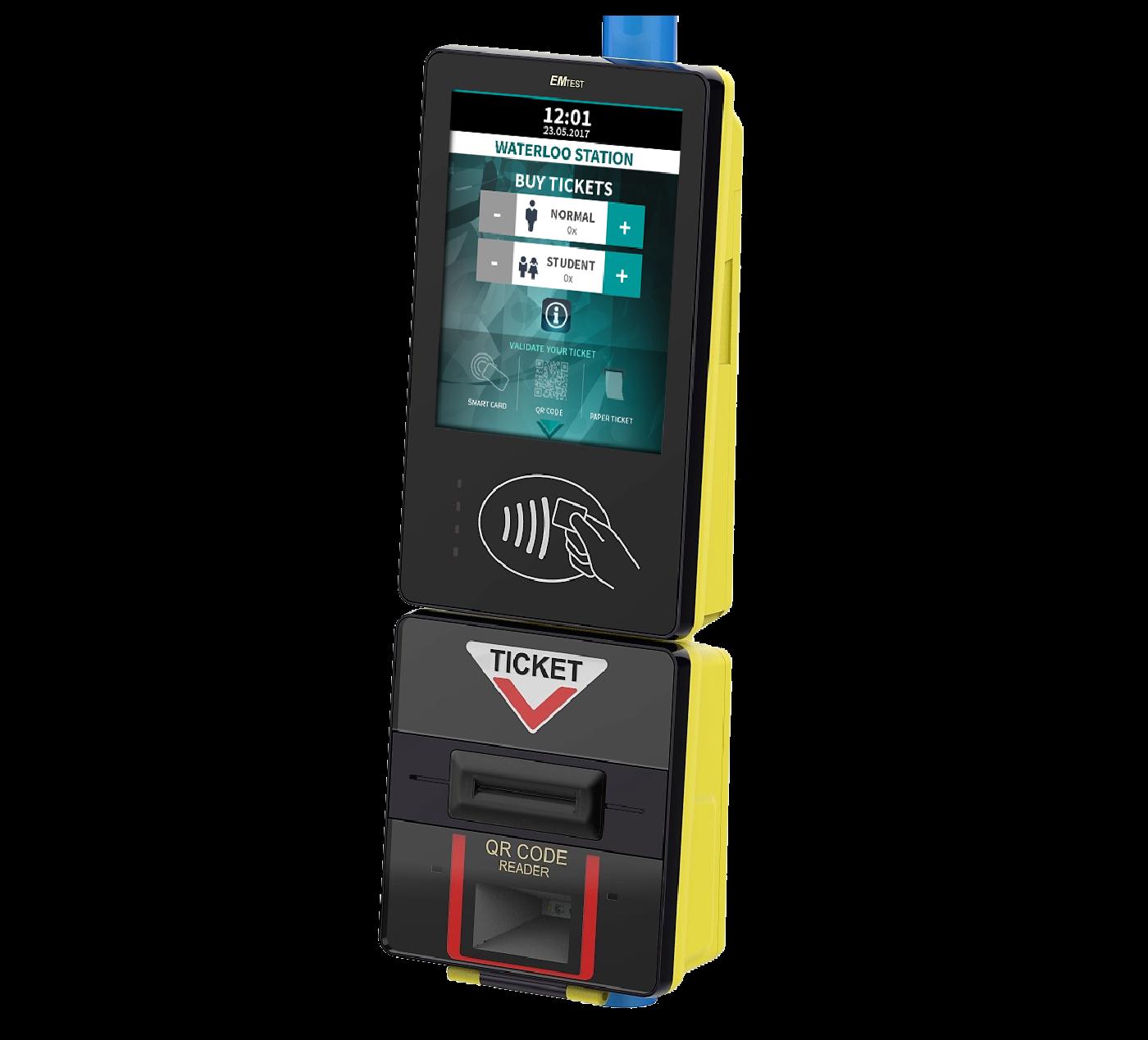 EMware - Smart card readers